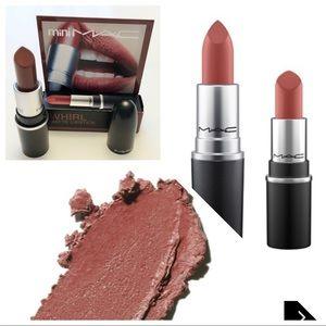 🆕Mini MAC Matte Lipstick- 626/WHIRL